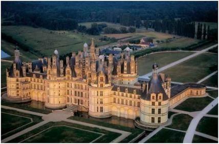 Balades à travers les Châteaux de la Loire | Idée Voyage France | Tourisme en Touraine | Scoop.it