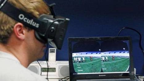The NFL To Incorporate Virtual Reality Into Workplace Diversity Training With The Help Of Stanford | Sports Info | Scoop.it