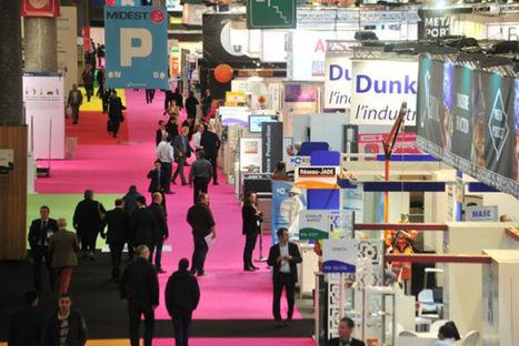 Le Midest ouvre sur l'industrie du futur - Industrie | Innovation et technologie | Scoop.it
