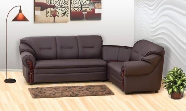 Kevin Corner Sofa Damro Living Room Furnitu