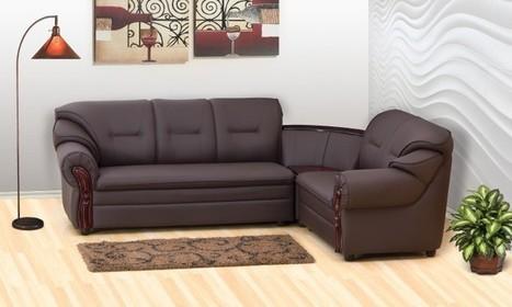 Kevin Corner Sofa Damro Living Room Furniture Scoop It