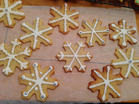 Our Cookie Journal: Sugar Cookies Are a Joy to Make | Cookie Baking | Scoop.it