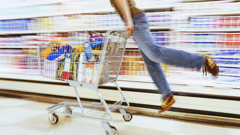 If Your Phone Knows Which Aisle You're In, Will It Have Deals on Groceries?   Implications of Big Data   Scoop.it