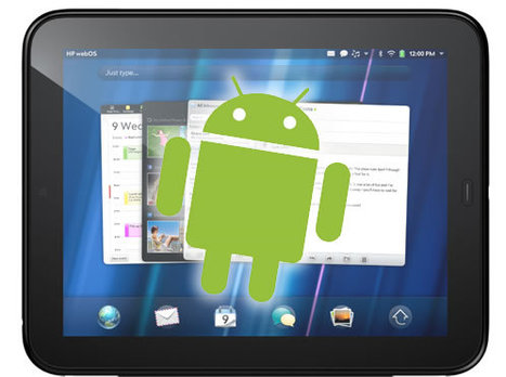 Cyanogen bientôt sur la HP Touchpad ? | A l'ère du webmarketing. | Scoop.it