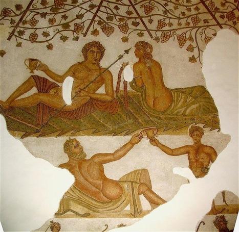 DOMVS ROMANA: Vocatio ad cenam, cortesía y compromiso social en la antigua Roma | Cultura Clásica | Scoop.it