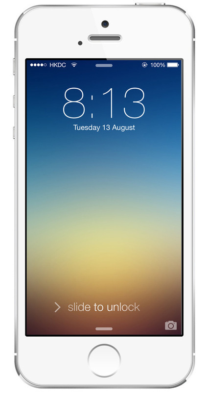 20 iOS7 Wallpapers That Look Great On Your iPad/iPhone | Smartphone, Tablet & TechGadget | Scoop.it