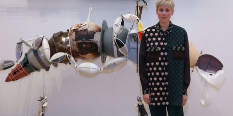 Helen Marten reçoit le Turner Prize pour ses assemblages hétéroclites | Gender and art | Scoop.it