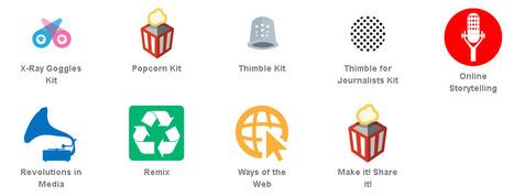 Hacktivity Kits for Webmaking | Web Literacy | Scoop.it