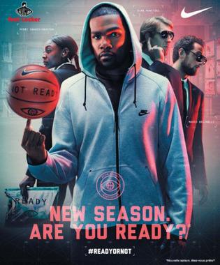 Kevin Durant espion pour Foot Locker et Nike | Coté Vestiaire - Blog sur le Sport Business | Scoop.it