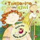 Tangerine visit us from Tangerine & Kiwi visit the Apple Orchard by Laila Heloua | World Literary Cafe | Tangerine and Kiwi Mandarine et Kiwi | Scoop.it