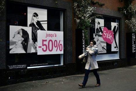 Les soldes d'hiver démarrent doucement en boutique, mieux sur Internet | Made In Retail : L'actualité Business des réseaux Retail de la Mode | Scoop.it