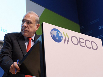 OEСD slashes global forecast, warns of global slowdown — RT | Gold and What Moves it. | Scoop.it