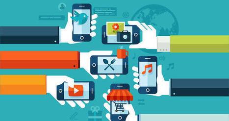 Marketing mobile : l'abondance de nouveautés au détriment de stratégies efficaces | QRiousCODE | Scoop.it