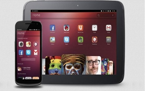 Un smartphone Linux défie Android | Aujourd'hui le Maroc | Ubuntu French Press Review | Scoop.it