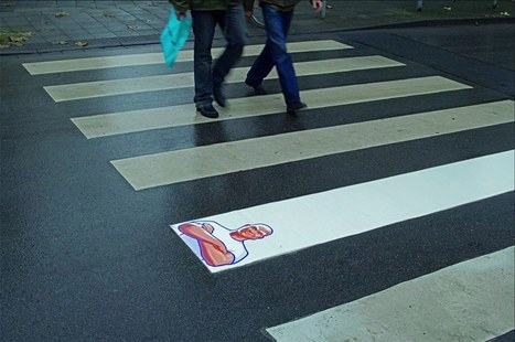 40 Impossibly Creative Advertisements | Web inspiration | Scoop.it