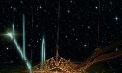 Mysterious cosmic radio bursts found to repeat   Era del conocimiento   Scoop.it