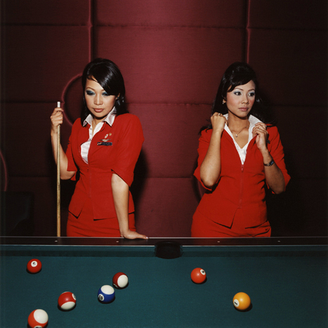 Flight attendants | Photographer: Brian Finke | PHOTOGRAPHERS | Scoop.it