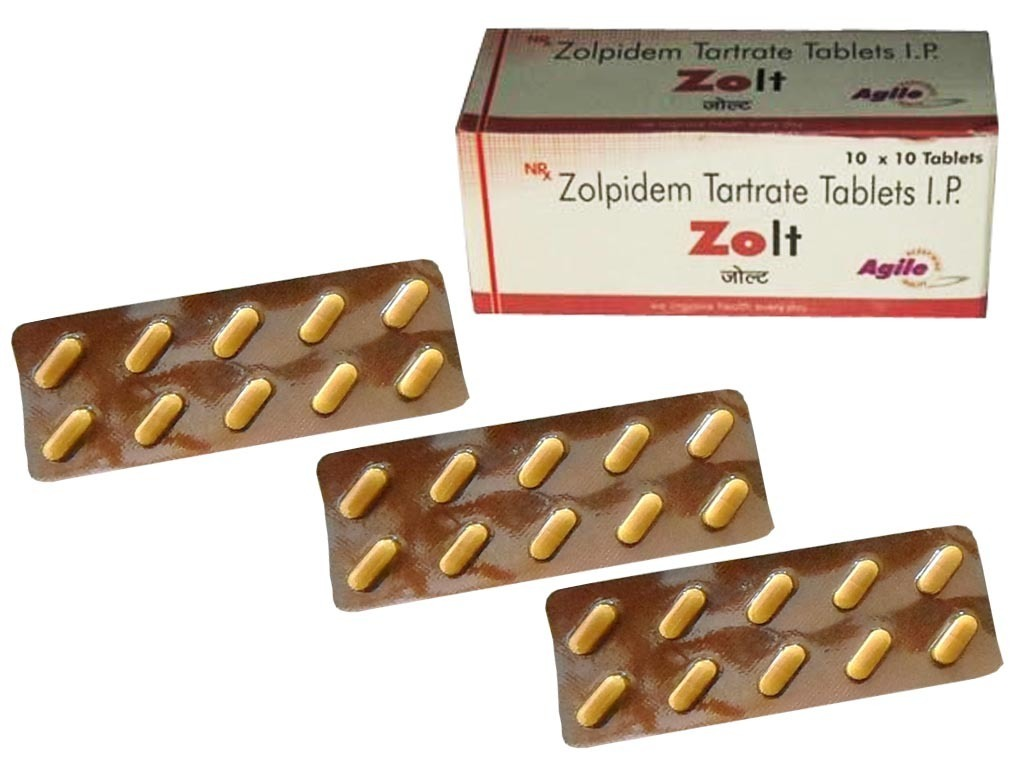 fioricet and zolpidem