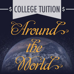College Tuition Around The World | College Access and Success | Scoop.it