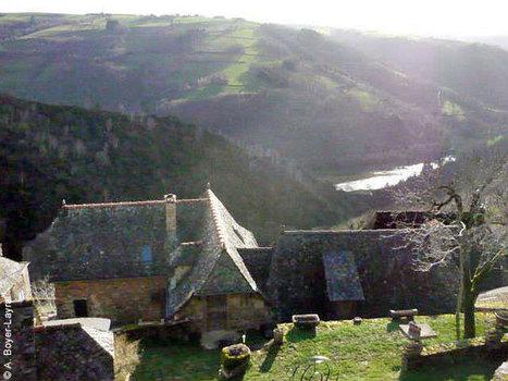 Balade hivernale à La Vinzelle | L'info tourisme en Aveyron | Scoop.it