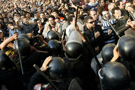 Protests in Egypt Turn Deadly - WSJ.com | Coveting Freedom | Scoop.it