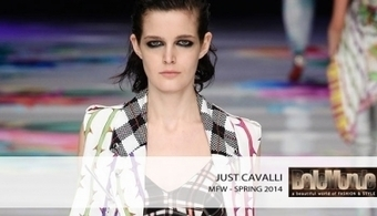 Just Cavalli spring 2014 RTW | Why fashion is necessary | Scoop.it