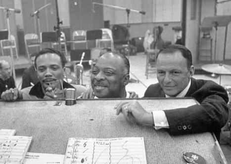 Quincy Jones , Count Basie & Frank Sinatra | Chroniques de Jazz | Scoop.it