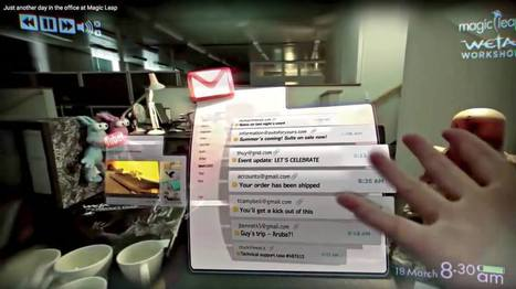 Inside Magic Leap, The Secretive $4.5 Billion Startup Changing Computing Forever | Future Trends and Advances In Education and Technology | Scoop.it