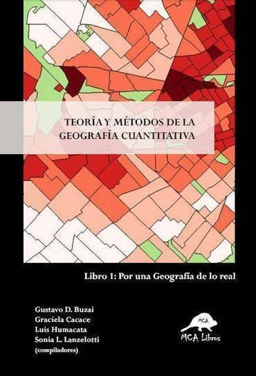 Nuevo libro de geografía cuantitativa para bajar de Internet | Geografía | Scoop.it