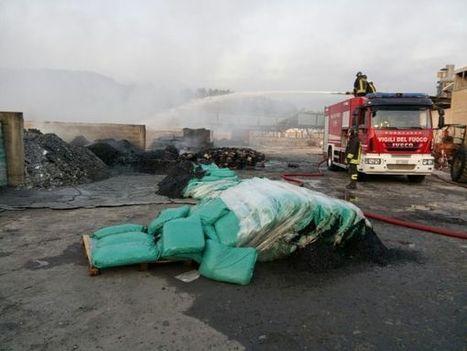 Terni, devastante incendio a Vascigliano   Tuttoggi   TuttOggi.info   Scoop.it