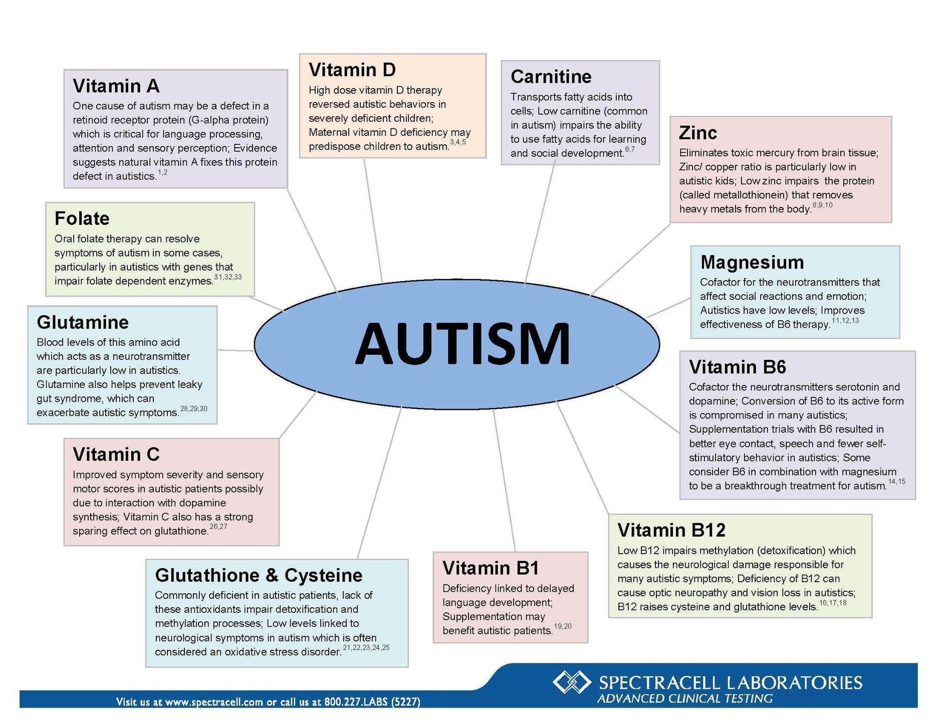 thesis autism and treatment