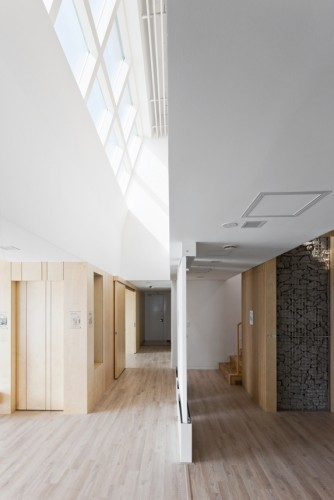 E+ Green Home by Unsangdong Architects | passive house design | The Architecture of the City | Scoop.it