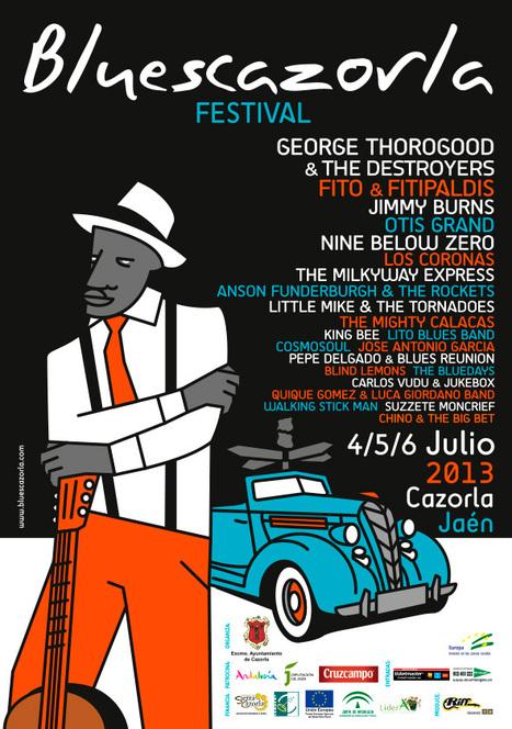 BluesCazorla 2013 | Blues Curiositats | Scoop.it