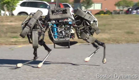 Google acquires Boston Dynamics, maker of animal-inspired robots | FutureChronicles | Scoop.it