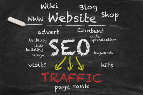 Your Landing Page, Their Site? | SEO Tips, Advice, Help | Scoop.it