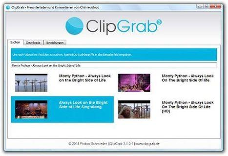 ClipGrab, aplicación gratuita multiplataforma para descargar vídeos de múltiples sitios | Searching & sharing | Scoop.it