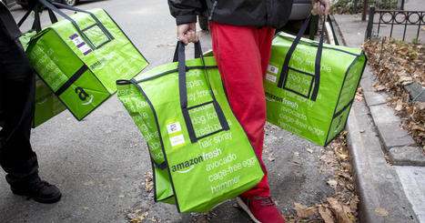 Amazon to accept food stamps in pilot program, taking on Walmart's grocery business | Kickin' Kickers | Scoop.it