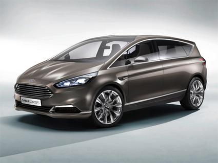 Le concept car Ford S-Max, un pas de plus vers les voitures autonomes | Les robots domestiques | Scoop.it