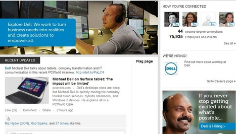 How Social Financial Advisors Can Adapt to LinkedIn's New Redesign | Financial Social Media | Linkedin Marketing All News | Scoop.it