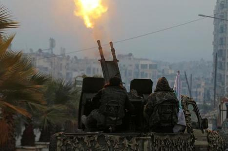 Russia calls U.S. move to better arm Syrian rebels a 'hostile act'   English Learning House   Scoop.it
