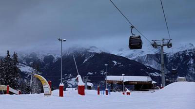 Vosges : affluence record dans les stations de ski