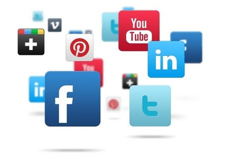 How To Choose The Right Social Media Networks For Your B2B Business   Social Media and web-marketing   Scoop.it