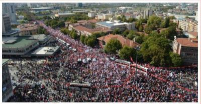 Turkey; Millions Protested Against Balkanization of Turkey and SyriaWar. | Global politics | Scoop.it