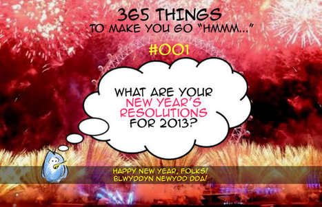 "365 things to make you go ""Hmmm..."" 