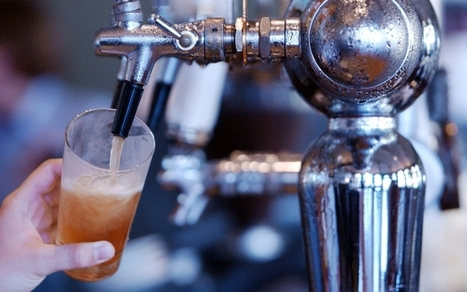 Craft breweries barrel along in West Michigan, but could they overindulge on growth? | Crain's Detroit Business | Eat Local West Michigan | Scoop.it