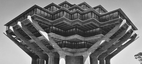 Starkly Beautiful Brutalist Buildings, Photographed in Black and White | En vrac | Scoop.it