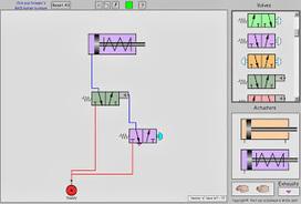 Simulador de Neumática - Pneumatic Simulator ~ #DIRCASA - Proveedor Industrial | #DIRCASA - Automatización, Calor y Control | Scoop.it