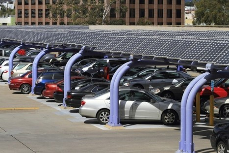 The best idea in a long time: Covering parking lots with solar panels | Sustain Our Earth | Scoop.it