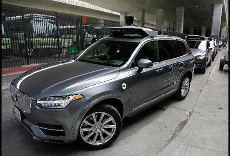 Uber's Self-Driving Car Program Draws Rebuke From California DMV | California Car Accident and Injury Attorney News | Scoop.it