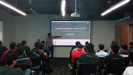 Containers Fundamentals MOOC Launch | Docker | Scoop.it